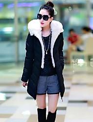 Women's Coats & Jackets , Cotton Casual M.so