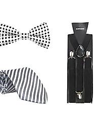 set essenziale tuxedo (tre pezzi)