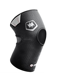 Reinforced Knee Support Sports Support Protective Boxing / Racing / Baseball / Winter Sports / Badminton Black