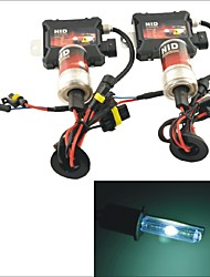 Carking ™ 12V 35W H3 6000K White Light Kit Xenon HID