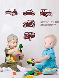 stickers muraux, stickers muraux contemporains voiture pvc stickers muraux