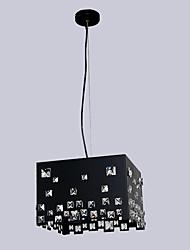 colgante, 3 luz, simple moderna artística