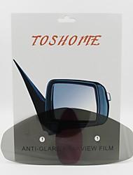 toshome film anti-éblouissement pour rétroviseurs extérieurs pour audi a3 2014-2015
