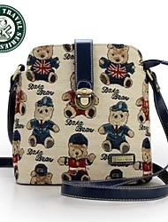 DAKA BEEAR® Fashion Korean Women PU Leather Messenger Bag Tote Shoulder Bag Casual Handbag New