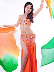 Dance Accessories Stage Props Women's Performance / Training Silk As Picture Belly Dance / Performance