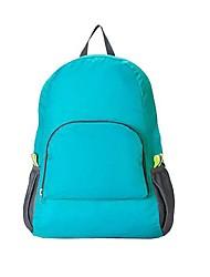 ao ar livre dobrável mochila de nylon impermeável portátil (cores sortidas)