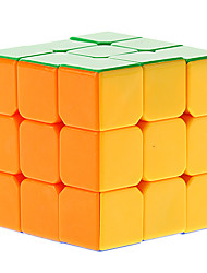 Xuan Feng Stickerless 3x3x3 Magic Cube with Tutorials DVD
