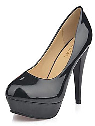 Women's Shoes Pointed Toe Chunky Heel Pumps Shoes