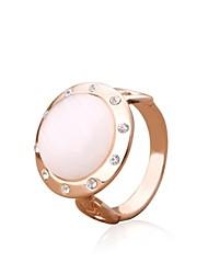 Women's Fashion Opal Alloy Ring