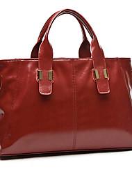 Fashion Leather Crossbody Big Handbag