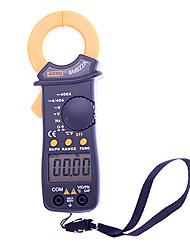 LCD digitale display clamp meter elektrische multimeter szbj bm822a