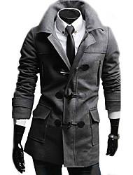 Fashion Casual  British Large Yard Coat