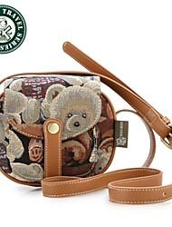 DAKA BEAR® Women Handbag Fashion Luxury Womens Shoulder Bags Luxury Fashion Messenger Bag Ladies Tote