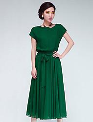 Monika Women's Chiffon Dresses