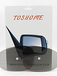 toshome pellicola anti-riflesso per specchietti retrovisori esterni per BMW Serie 1 hatch-back 2008-2011
