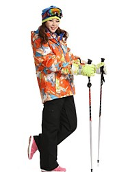 Outdoor Women's Clothing Sets/Suits / Woman's Jacket / Winter JacketSkiing / Camping & Hiking / Climbing / Fitness / Leisure Sports /