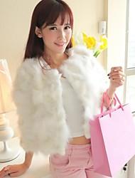 Fur Jackets Women's Graceful Fox Fur Short Jacket (More Color)