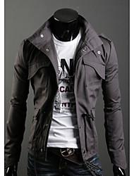 Tay-lor  Men's Casual Long Sleeve Coats & Jackets