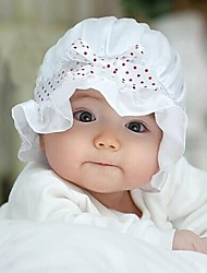 1pcs chapeau de fille arc pokal truie dot chapeau chapeaux de bébé fleur d'été casquettes bébé chapeau enfants nés accessoires enfants