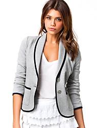 Women's All Matching Fitted Short Blazer