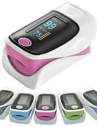 akustischer Alarm OLED-Display Handheld-Finger-Pulsoximeter SpO2 Herzfrequenz-Messgerät