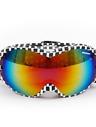 Fashional Wind Dust Protection Anti UV Colorful Lens Riding Goggles Skiing Goggles