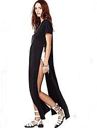 coco zhang Frauen alle passenden reizvollen langen Kleid