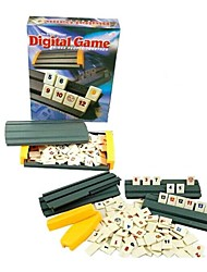The Original Voyager Exciting Classic Rummikub Board Digital Game for Everyone