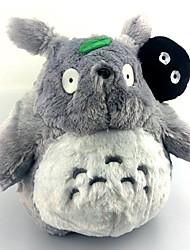 Tonari no Totoro cinza peludo boneca cosplay 37 centímetros de comprimento
