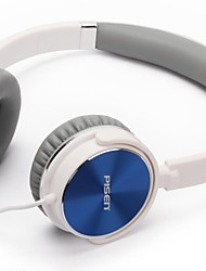 Pisen HD300 Hi-Fi Professional Noise canceling Headphone Stereo Headset for Iphone 6/ Iphone 6Plus MP3 Player