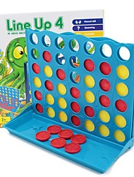 Line Up 4 Board Game Family Fun Educational Toy
