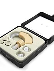 компактный и удобный слуховой аппарат лучший звук усилитель голоса