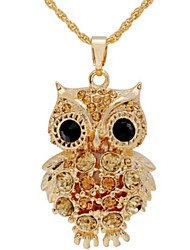 tuteurs hibou collier