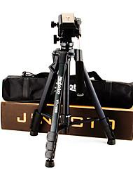 jinfoto 1000 alumínio câmera tripé com cabeça berço para filmadoras / câmeras
