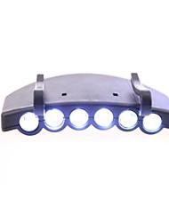 Iluminação Lanternas de Cabeça / Kits de Lanternas LED Lumens 1 Modo - Baterias C Prova-de-ÁguaCampismo / Escursão / Espeleologismo /
