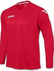 Joma на открытом воздухе 100% полиэстер блокировки мужчины длинный рукав команда Тренировочная одежда