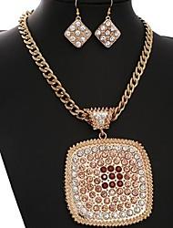 гипербола геометрическое множество шнек ожерелье сплава женщин