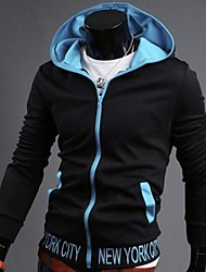 Men's New Hooded Sweatshirt