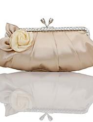 Women's Silk Rhinestone Handbags