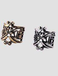 Restoring Ancient Ways is Hollow Out U no Ear Pierced Ear Clip Men and Women