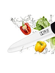 "Top Quality  6"" Ceramic Slicing Knife"