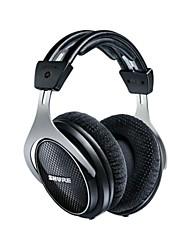 premium shure® srh1540 hi-end cuffie-back chiuso cablati sopra l'orecchio per il pc, smart phone, cuffia amp