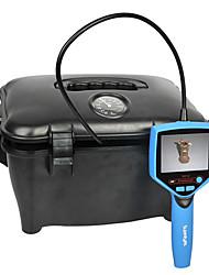 9,5 millimetri 50x microscopio digitale USB portatile endoscopio con n012j monitor 3.5inch supereyes