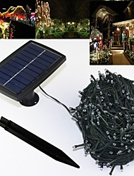 Solar Lamp Series Courtyard Garden Decoration Christmas Ricai Lamp 500LED 50.5M