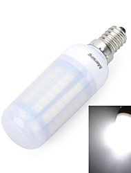 Marsing E14 12 W 69 SMD 5050 1000-1100 LM Cool White Corn Bulbs AC 220-240 V