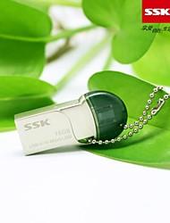 SSK usb OTG sfd238 16gb metallo penna flash drive unità con connettore doppia per smart phone e computer di impermeabile