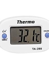 digitale termometro per alimenti misuratore di umidità di temperatura con sonda walvico ta288
