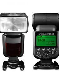 sidande df600 drahtlose Blitzblitzgerät / Speedlite für Canon Nikon fujitsu Fuji Pentax Ricoh Samsung Olymp