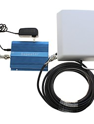 GSM980 900MHz Signal Repeater Booster Amplifier with Panel Antenna
