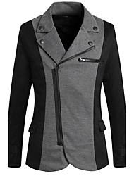 Men's Fashion  Slim Outerwear